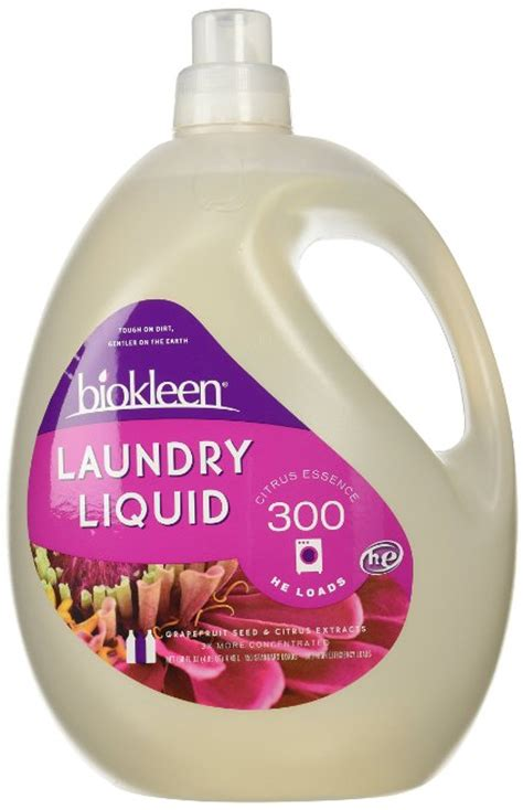 Parfum Laundry Grade A the 10 safest laundry detergents and brands to avoid the organic prepper