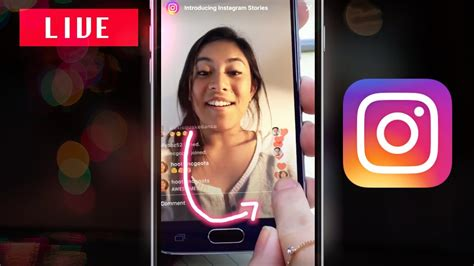 how to go live on instagram stories 2016 new update ig