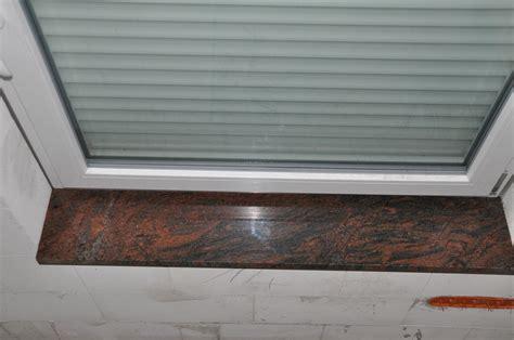 granit fensterbank innen einbauen fensterbank haus im selbstbau