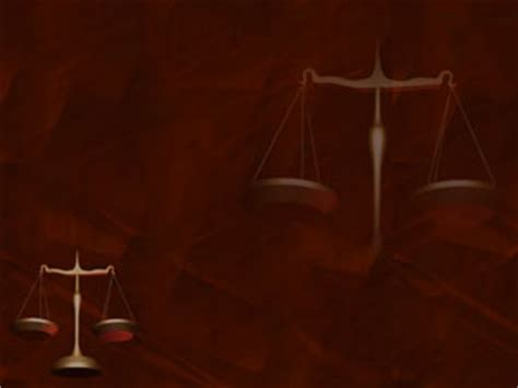 Scales Of Justice 40 Legal Powerpoint Templates Criminal Justice Powerpoint Templates