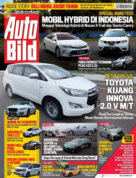 Auto Bid by Auto Bild Magazine Ed 331 January 2016 Scoop
