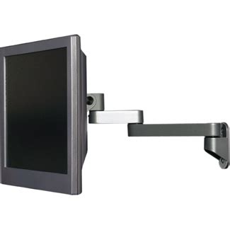 Ceiling Bracket For Projector by Lcd Wall Mount Computer Monitor Wall Mount Black
