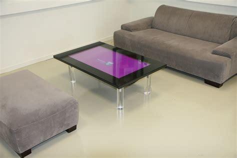 table basse tactile diy ezooq