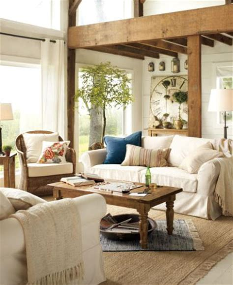 pottery barn living rooms moonlight sonata pottery barn