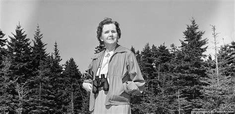Rachel Carson: a primavera e o silêncio – Gladir Cabral