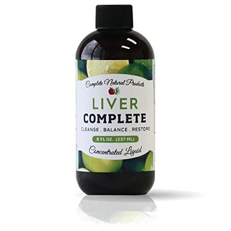 Bodyhealth Complete Multi Liver Detox by Complete Products Liver Multi Vitamin Supplements