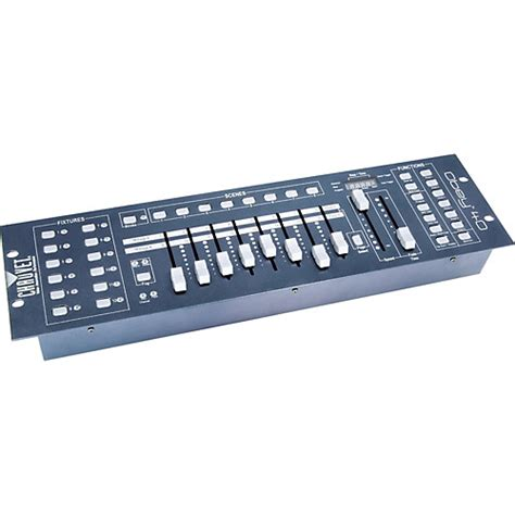 best midi controller for lighting chauvet dj obey 40 dmx lighting controller musician s