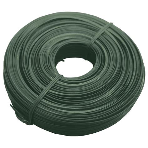 shop anchor wire plastic coated garden wire at lowes