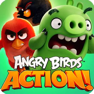 angry birds action! 2.6.2 latest for android | androidapksfree