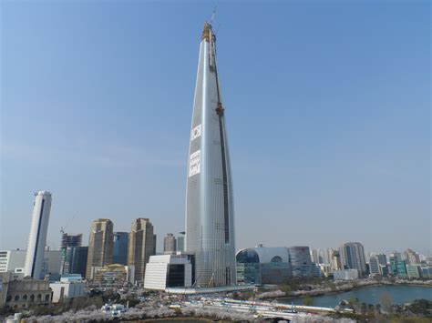 world tower lotte world tower duty free store has reopened retail news asia