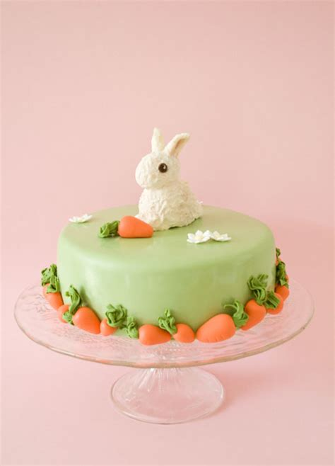 hasen kuchen and chocolate rabbit cake ideas and designs