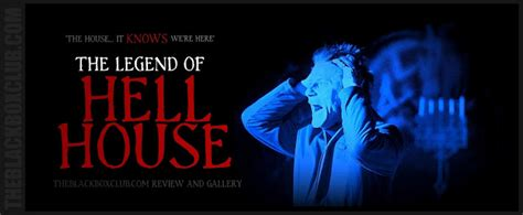 Legend Of Hell House by The Black Box Club The Legend Of Hell House Hough S