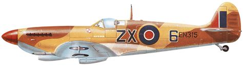 libro polish spitfire aces aircraft wings palette supermarine spitfire great britain