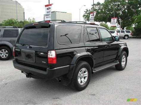 2001 Toyota 4runner Sr5 2001 Black Toyota 4runner Sr5 8023474 Photo 6 Gtcarlot