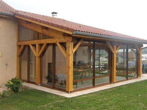 veranda bois en kit 846 veranda en bois photo sm06 jornalagora