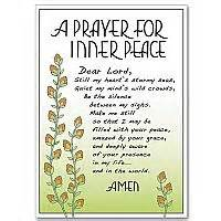 prayer for peace and comfort a prayer for comfort praying for you card sympathy
