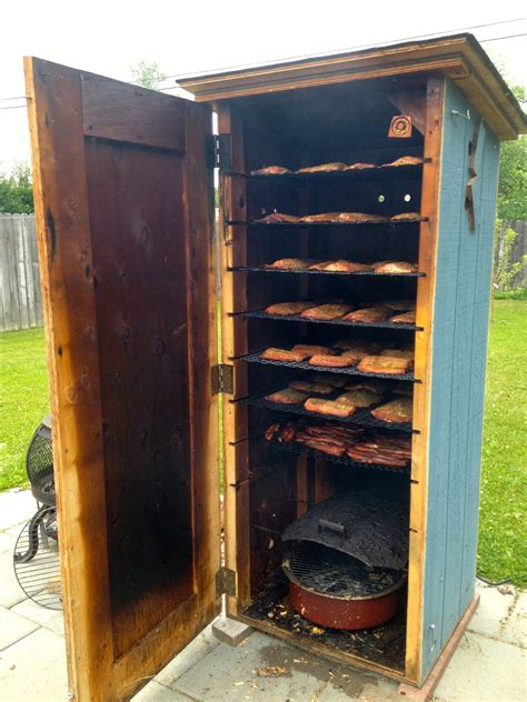 Home Made Smoker Plans | 15 homemade smokers to infuse rich flavor into bbq meat or