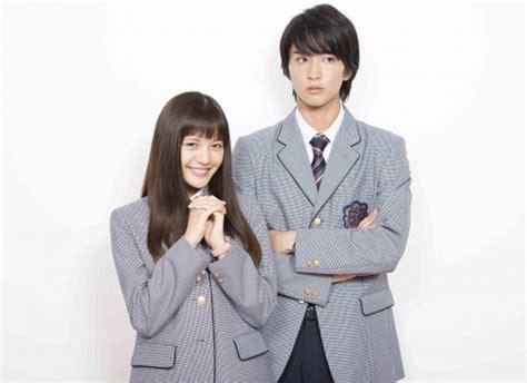 film itazura na kiss crunchyroll quot itazura na kiss quot manga receives a live