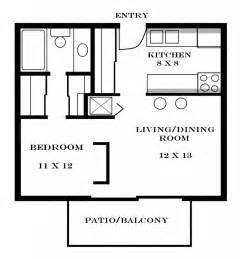 Small Apartment Plans small one bedroom apartment floor plans apartments