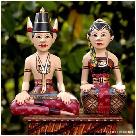 Patung Wedding 1 17 best images about patung kayu on traditional wedding couples and