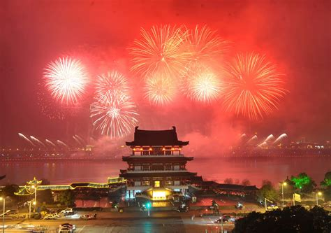 new year celebration in beijing why the are for fireworks welum