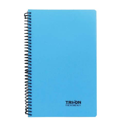 Spiral Ruled Notebook B5 Buku Spiral Garis B5 Spiral Bound Writing Notebook College Ruled Line Writing Memo Book Stationary Ebay