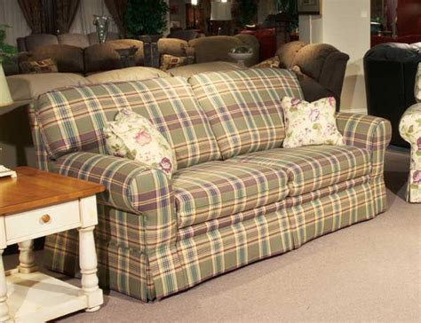 plaid living room furniture living room home apartment country sofas design ideas