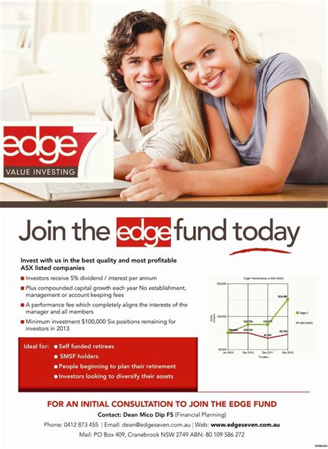 Value Investing Today join the edge fund family today edge 7