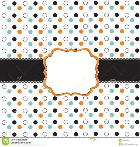 design elements dot polka dot design with black elements royalty free stock