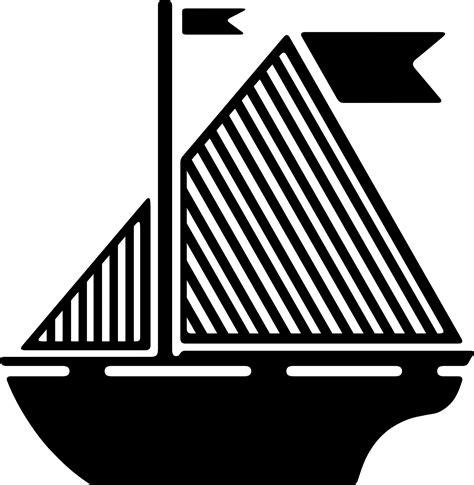 boat clipart silhouette clipart sail boat silhouette