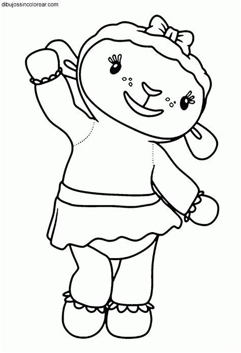 imagenes navideñas sin color dibujos de personajes de doctora juguetes para colorear