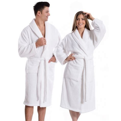 bed bath and beyond bathrobes spa robe with personalization monogramming option 100