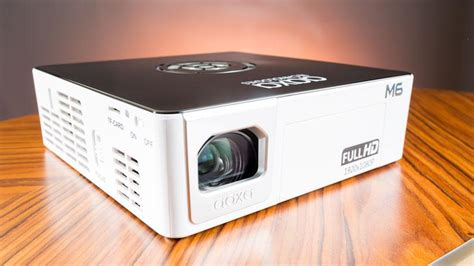 best micro led projector for presentation the best portable projectors of 2017 projector reviews