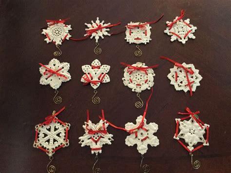 lenox twelve days of christmas snowflake ornaments lenox snowflake ornament shop collectibles daily
