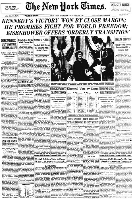 lincoln alabama newspaper how television influenced the nixon kennedy presidential