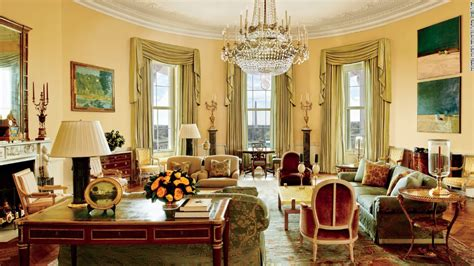 white house interior pictures look inside the obamas private living quarters cnn com