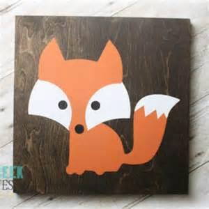 fox decor shop fox baby shower decorations on wanelo