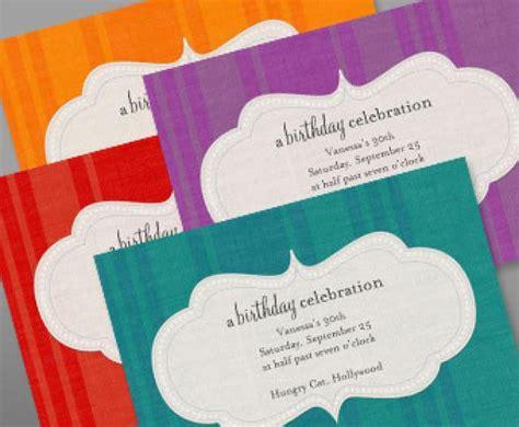 Hp Invitation Templates by Hp Free Printable Invitations