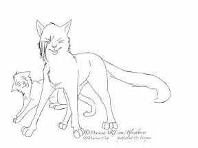 warrior cats coloring pages warrior cat kits coloring pages