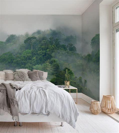 schlafzimmer jungle die besten 25 wald tapete ideen auf wald