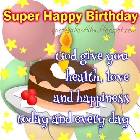 Inspirational Birthday Quotes For Him Inspirational Birthday Quotes For Him Quotesgram