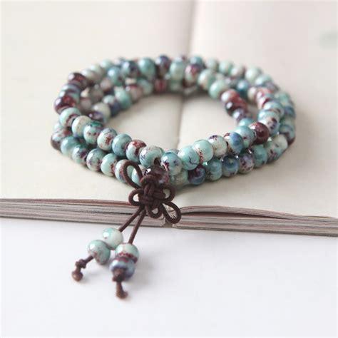 Handmade Ceramic Jewelry - handmade ceramic bracelet accessories jewelry color glaze