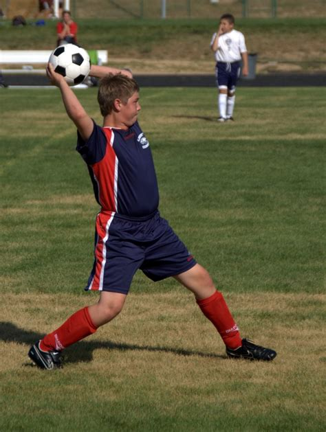 throw a throw ins soccer report