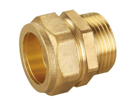 What Is A Compression Fitting For A Copper Pipe by China Brass Compression Fittings For Copper Pipe