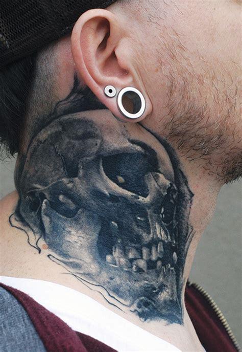 neck tattoo in southpaw neck tattoo designs tattoo society magazine