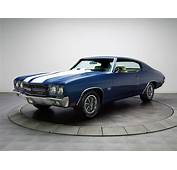 THE 1970 CHEVROLET CHEVELLE SS 454 Specifications