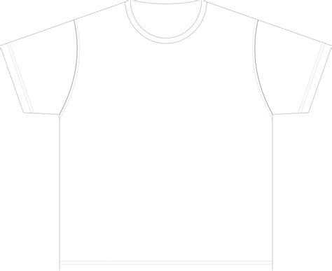 template t shirt pdf clipart xl size blank t shirt template