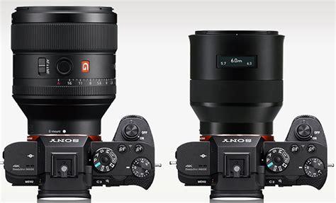 Lensa Sony G Master lensa lensa sony g master