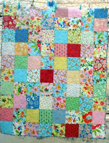 scrappy me a summer quilt