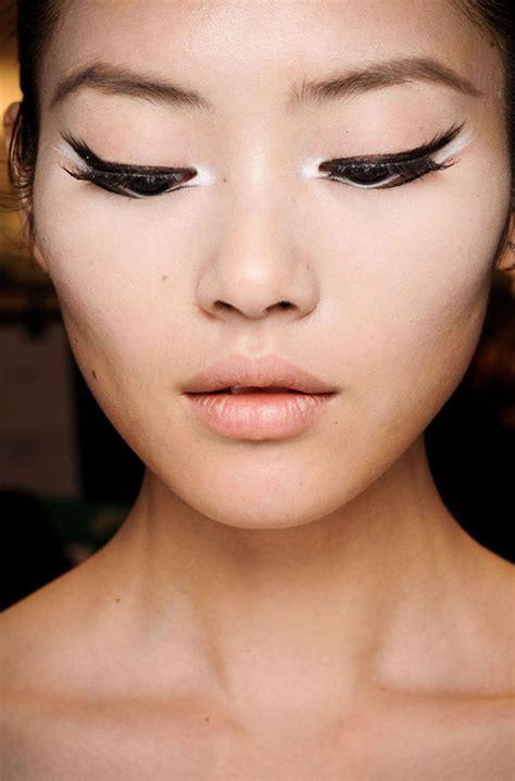 winged eyeliner tutorial asian winged eyeliner asian www pixshark com images